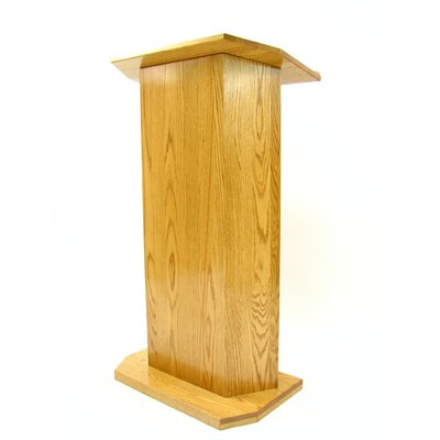 Executive Wood Products Diplomat Full Podium