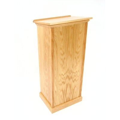Executive Wood Products Full Pedestal Lectern