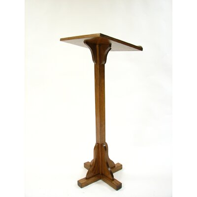Executive Wood Products Deluxe Floor Lectern