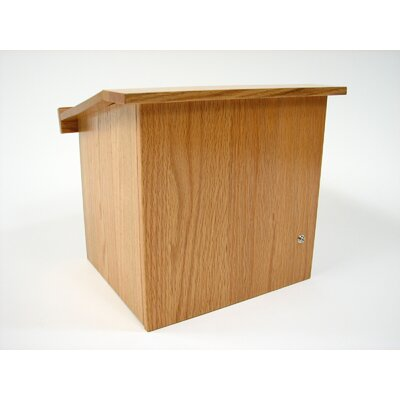 Executive Wood Products Folding Tabletop Lectern