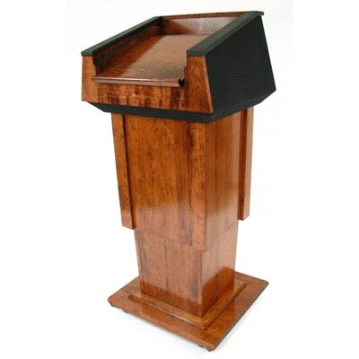 Executive Wood Products Presidential Lift Podium