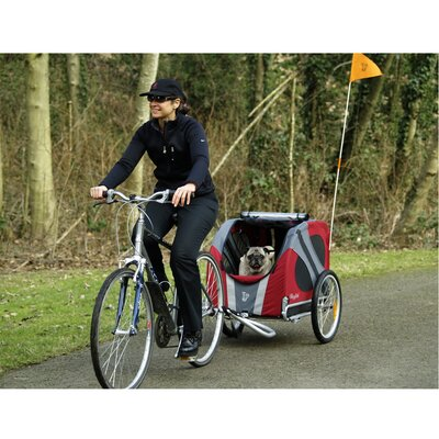 Dutch Dog Novel Dog Bike Trailer