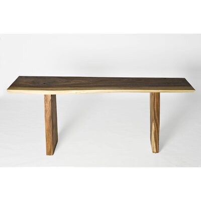 Naturals Freeform Console Table