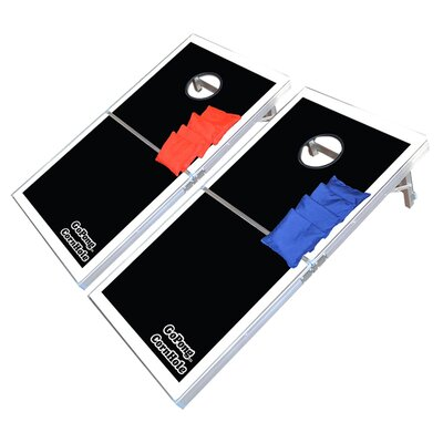 GoSports PRO CornHole Bean Bag Toss Game Set