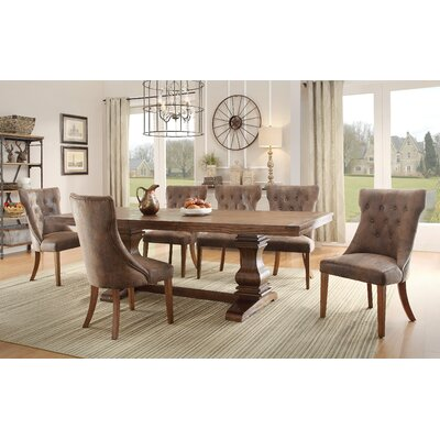Marie Louise Dining Table Wayfair