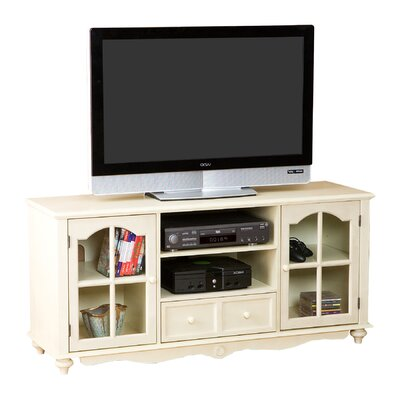 woodbridge home designs rockingham 52 tv stand in antique