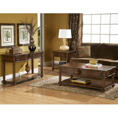 Woodbridge Home Designs 5554 Series Coffee Table Set