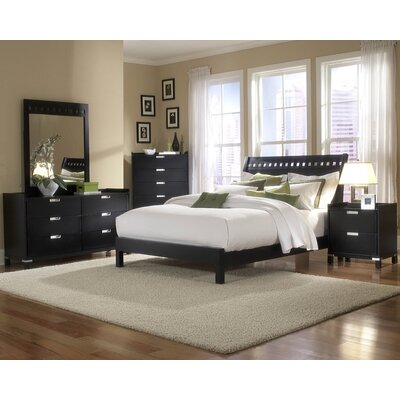 Woodbridge Home Designs Bella Panel Bedroom Collection