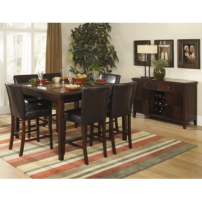 Woodbridge Home Designs Belvedere Counter Height Dining Table
