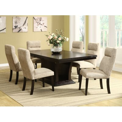 Woodbridge Home Designs 5448 Series Dining Table