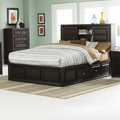 Woodbridge Home Designs Abel Storage Panel Bed
