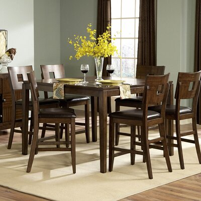 Woodbridge Home Designs Baldwin Hills Counter Height Dining Table