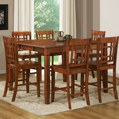 Woodbridge Home Designs Gresham Counter Height Dining Table