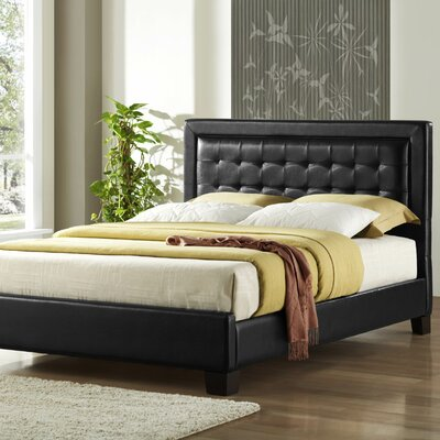 Woodbridge Home Designs Landon Platform Bed