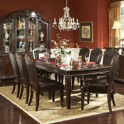 Woodbridge Home Designs Palace 9 Piece Dining Set