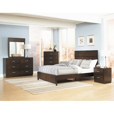 Woodbridge Home Designs Vernada 2 Drawer Nightstand