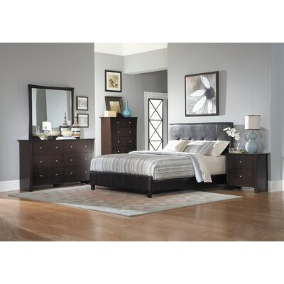 Woodbridge Home Designs Avelar Panel Bedroom Collection