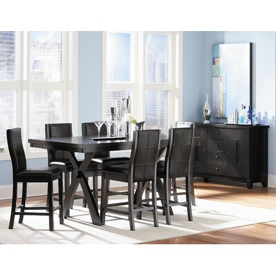Woodbridge Home Designs Sherman Counter Height Dining Table