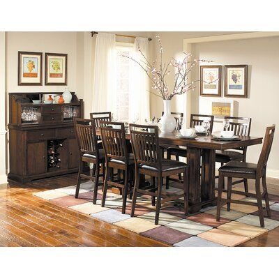 Woodbridge Home Designs Everett Counter Height Dining Table