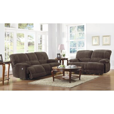 Woodbridge Home Designs Sullivan Power Reclining Sofa