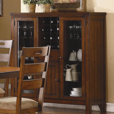 Woodbridge Home Designs Clayton Curio Cabinet