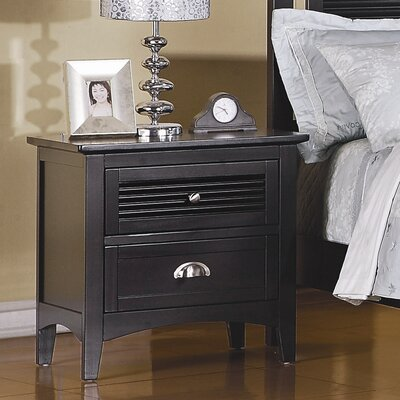 Robinson 2 Drawer Nightstand