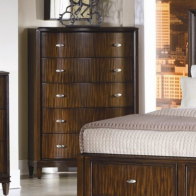 Abramo 5 Drawer Chest
