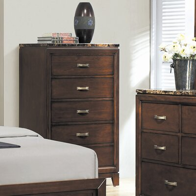 Woodbridge Home Designs Ottowa 5 Drawer Chest