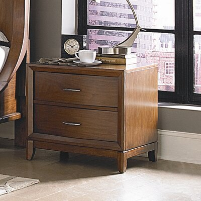 Woodbridge Home Designs Kasler 2 Drawer Nightstand