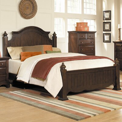 Woodbridge Home Designs Hudson Bay Panel Bed