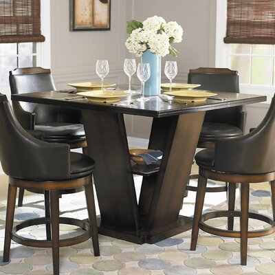 counter height dining table plans