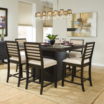 Woodbridge Home Designs Miles Counter Height Dining Table