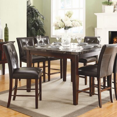 Woodbridge Home Designs Decatur Counter Height Dining Table