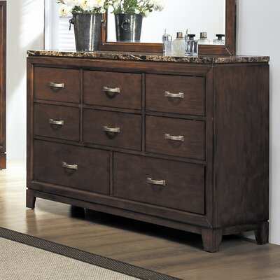 Woodbridge Home Designs Ottowa 8 Drawer Dresser