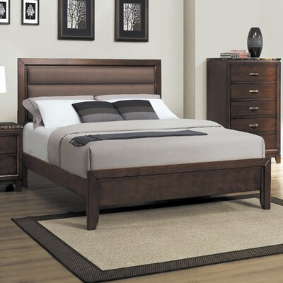 Ottowa Panel Bed