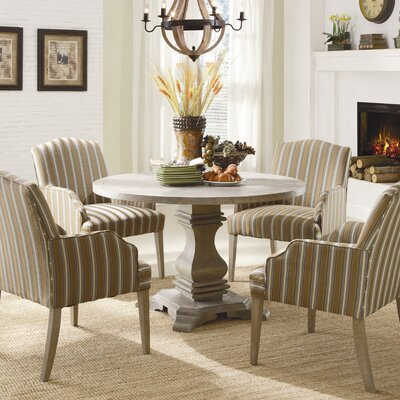Woodbridge Home Designs Euro Casual Dining Table