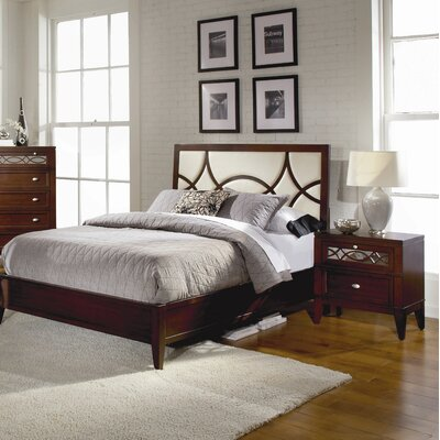 Woodbridge Home Designs Simpson Panel Bedroom Collection