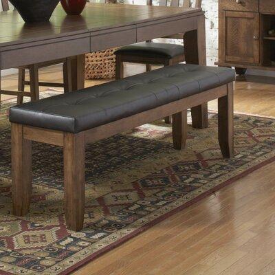 Woodbridge Home Designs Kirtland Wooden Kitchen Bench