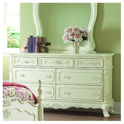 1386 Series 7 Drawer Dresser