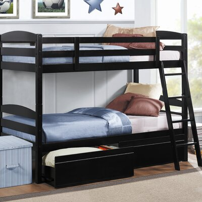 Woodbridge Home Designs Exuberance Bunk Bed with Storage