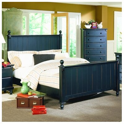 Woodbridge Home Designs 875 Series Panel Bedroom Collection