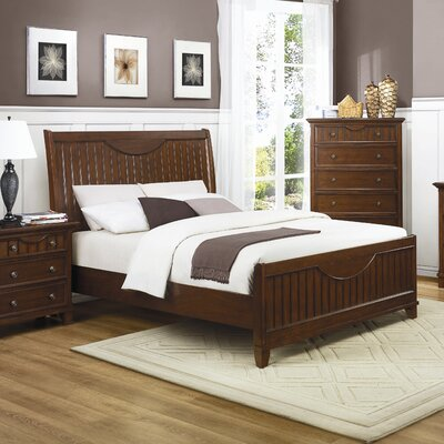 Woodbridge Home Designs Alyssa Panel Bedroom Collection