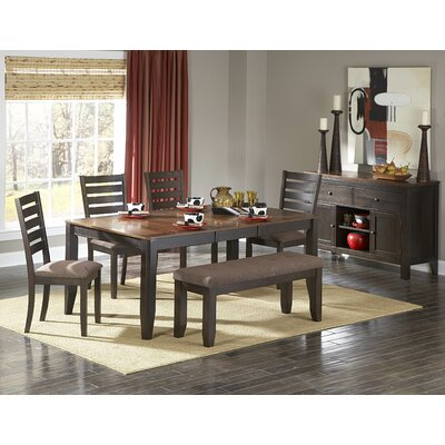 Woodbridge Home Designs 5341 Series 6 Piece Dining Set