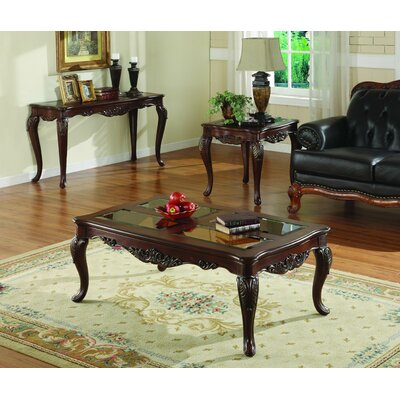 Woodbridge Home Designs Ella Martin Coffee Table Set