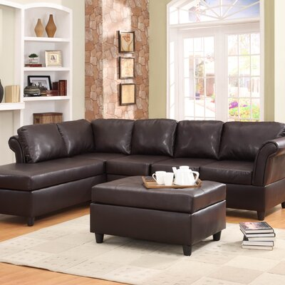 Woodbridge Home Designs 9905 Series Sectional