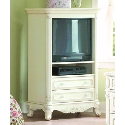 Woodbridge Home Designs 1386 Series Armoire