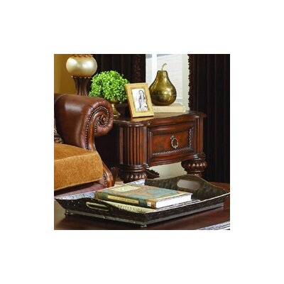 Woodbridge Home Designs 1390 Series End Table