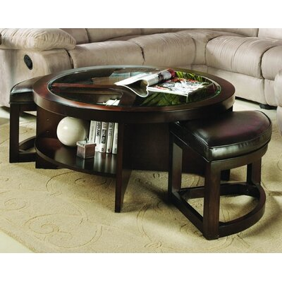 Woodbridge Home Designs 3219 Series Coffee Table Set
