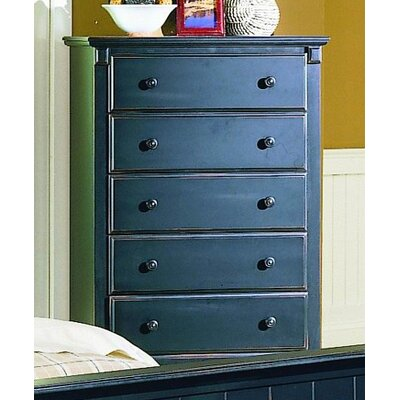 Woodbridge Home Designs 875 Series 5 Drawer Chest