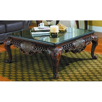 Woodbridge Home Designs 251 Series Coffee Table Set